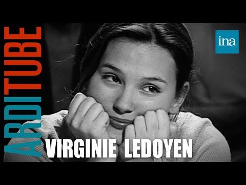 Virginie Ledoyen : L'interview psy de Thierry Ardisson | Archive INA