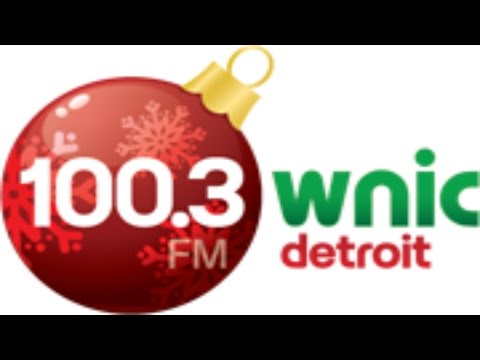 Thank you 1003 WNIC  Christmas music