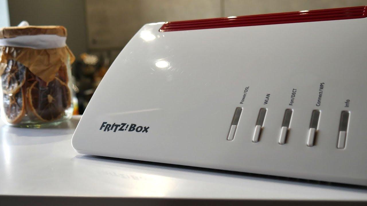 Fritzbox 7590 Aussetzer
