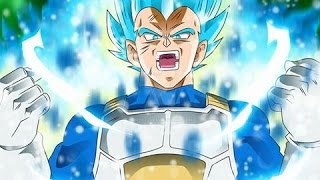 Why is Vegeta SO STRONG in Dragon Ball Super?