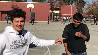 Basketball 1v1 Challenge vs Mexican (loser has to ??)