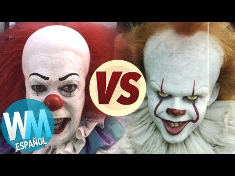 ¡PENNYWISE: 1990 Vs 2017!