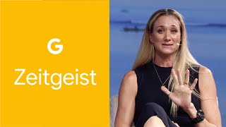 How to cope with failure like an Olympian - Kerri Walsh Jennings - Zeitgeist 2016