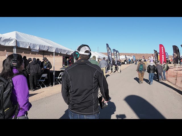 SHOT Show 2018 Industry Range Day Recap