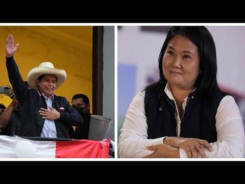 البيروفيون إلى الشوارع في انتظار الحسم بين الشعبويين والماركسيين في انتخابات الرئاسة…  - 11:55-2021 / 6 / 9