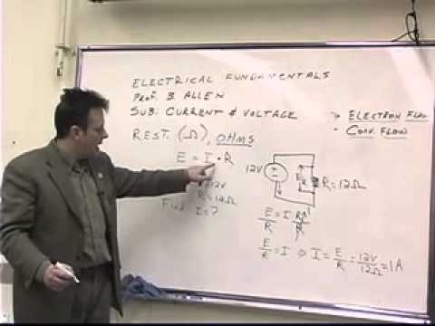 Electronics 213 - Circuits and Voltage
