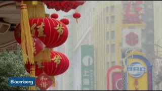 China Exerts Control Over Stocks