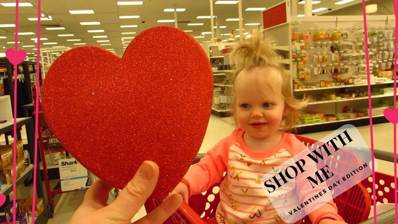 Shop With Me 2019 Valentines Day Edition Target Home Goods