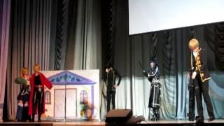 Ichiharu 2013  Второй блок Косплей-сценки Кроссовер