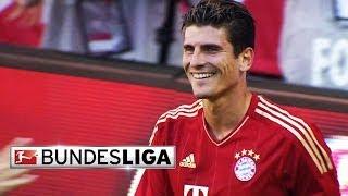 Gomez Scores Four as Bayern Smash Seven Past Freiburg in 2011