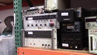 Auctioning Used, Tested Scopes Meters and Testing Equipment