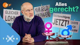 Gleichberechtigung: Gehalt istnicht das wahre Problem   Harald Lesch