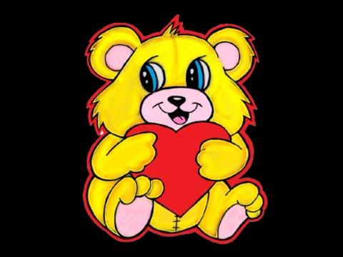 Teddy Bear Eyes Drawing 4 Easy Ways to Draw a Teddy