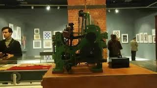 Виставка «Тканини Москви» у Музеї Москви