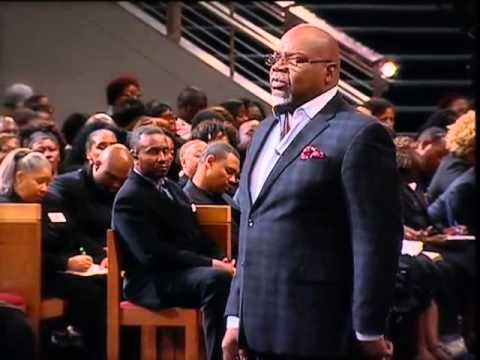 TD Jakes Sermons: The Holy Spirit - Your CIA Agent Part 1