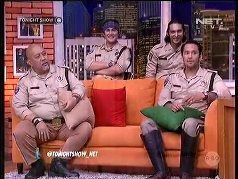 Alasan Indro Warkop  Pilih Abimana Dono, Vino G Bastian,Tora Indro dalam Film Warkop DKI Rebor
