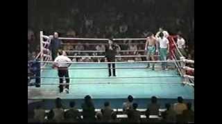 日本ウェルター級タイトルマッチ 吉野×三浦