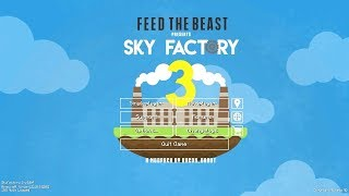 Creating an island from a tree in Minecraft: Sky Factory! - with Swedenboy_Gaming - #1