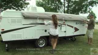 Rockwood Freedom Camping Trailer Setup Guide - America Choice RV