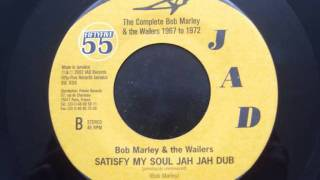 Bob Marley & The Wailers - Satisfy My Soul Jah Jah