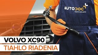 Ako vymeniť Čap riadenia na VOLVO XC90 I - video sprievodca