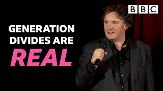An apology to young people everywhere, Dylan Moran - BBC