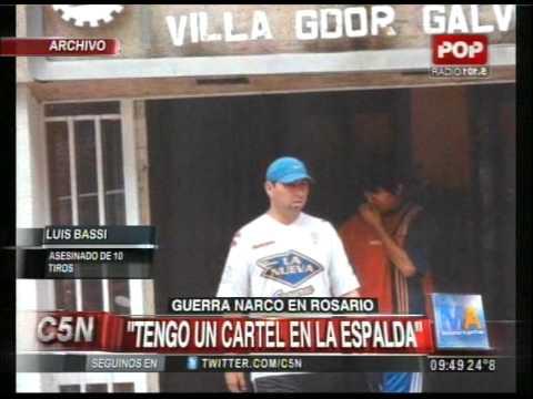 C5N - POLICIALES: CRONICA DE UN CRIMEN ANUNCIADO EN ROSARIO