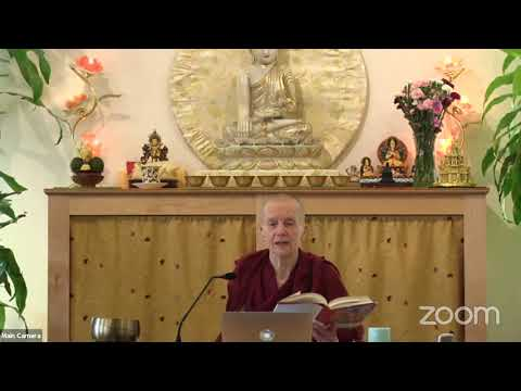 12 Q&A with Venerable Sangye Khadro 09-22-20