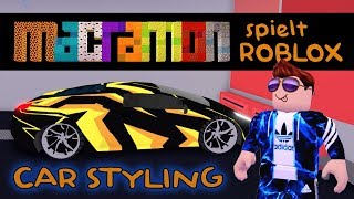 ROBLOX - Cars style