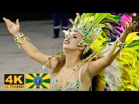 Unidos Do Peruche 2020 - Desfile Oficial - 4K