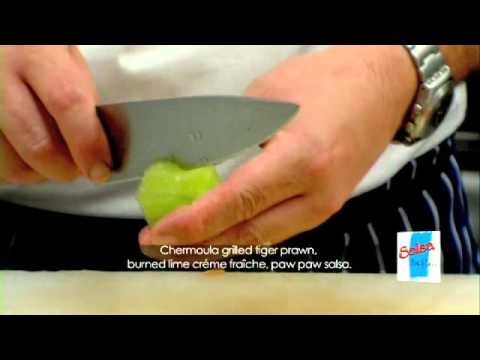 Salsa Bar and Grill Cooking Demonstration
