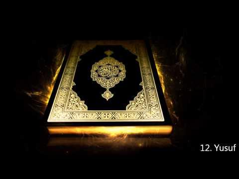 Surah 12. Yusuf - Saud Al-Shuraim - سورة يوسف