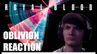 """Guitar Player Reacts to """"Oblivion"""" by Royal Blood"""