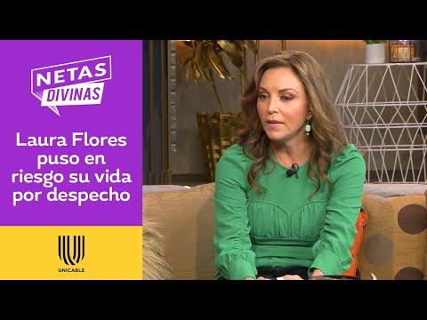 Laura Flores se hizo una cirugía estética por ¡despecho! | Netas Divinas | Unicable
