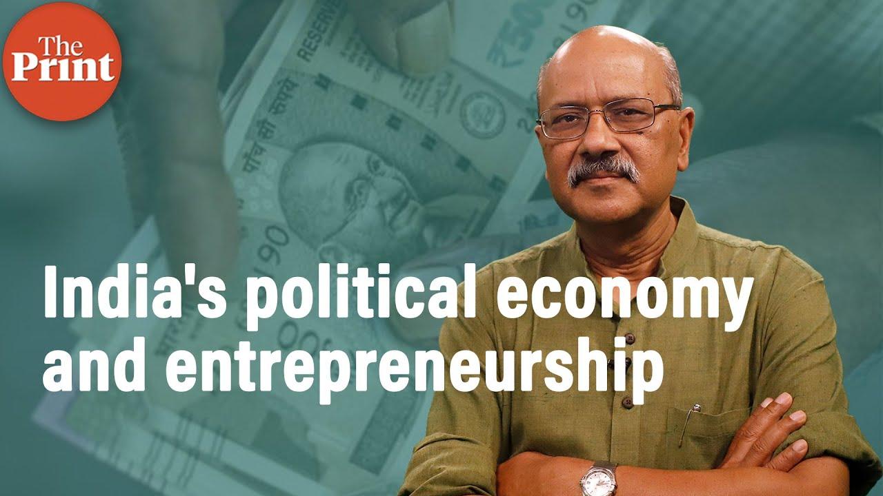 Shekhar Gupta to IIT-Kgp students on how India's political environment affects its entrepreneurship