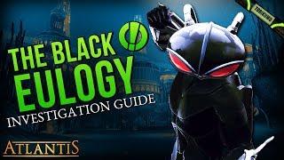 """DCUO Episode 33: """"The Black Eulogy"""" Investigation Guide & Reward"""