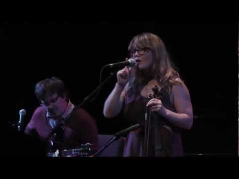 Sara Watkins 3-23-2013: 4 - Lock and Key - Swyer Theatre, The Egg, Albany, NY