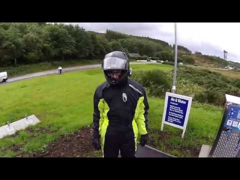 Scotland NC500 Motorbike Tour, Part 8 Days 6 & 7 Oban to Gretna to Home 2017