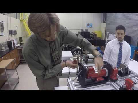 UAB ME 461 Gear Efficiency Lab 2016