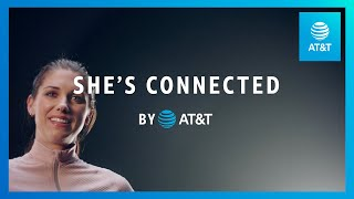 #ShesConnected with Alex Morgan | AT&T