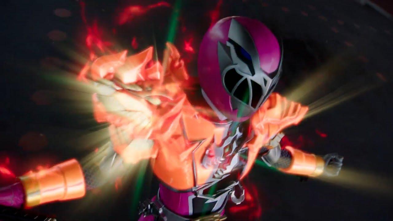 Power Rangers Dino Fury Episode 11 Blazing Battle Armor