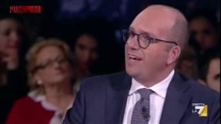 17-01-2019 PIAZZA PULITA - Intervento del Presidente di Federmeccanica Alberto DAL POZ