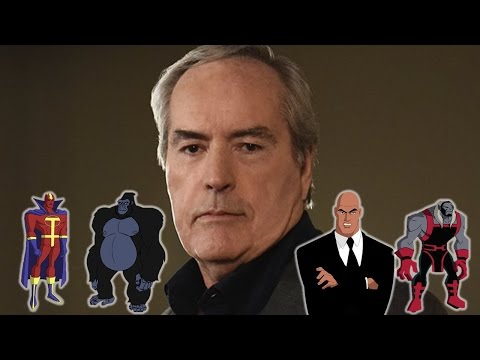 "Voice Showcase - ""Powers Boothe"""