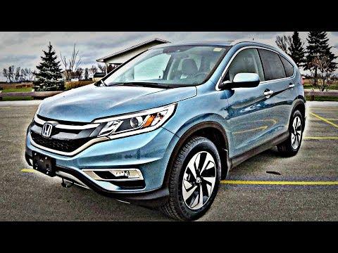 2016 Honda CR-V Touring Review