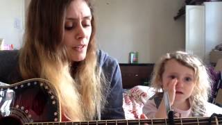 Kiss the girl cover - Becky and Evelyn