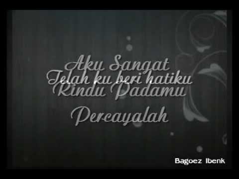 ADERA - Sangat Rindu ( VID+Lyrics).wmv