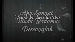 Adera - Sangat Rindu   Vid+lyrics .wmv