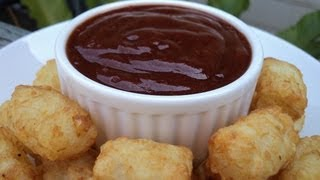 HOMEMADE BARBECUE SAUCE RECIPE