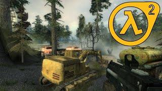 Cinematic Mod Awakening 20 Минут Видео Геймплея Графический Half Life 2 Мод
