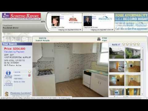Central San Jose Home For Sale – 1287 Forrestal Avenue